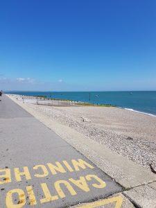 Photo of sunny beach